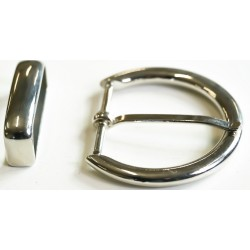 Boucle 40 mm de large Nickel FREE 40-NIF-13