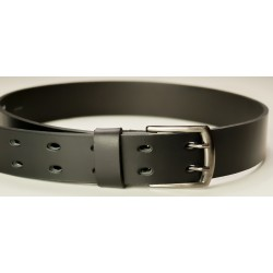 "Casual belt 1 4/9"" double sprong"