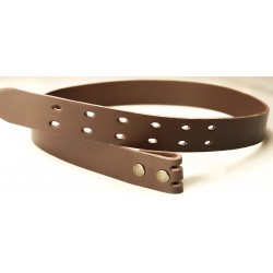 Casual belt 1 1/8""